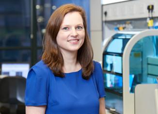 Dr Karolina Gherbi